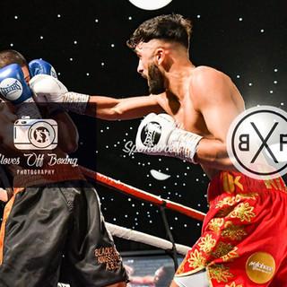 Ed Harrison vs Ismail Khan