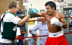Roach-not-happy-with-Manny-Pacquiao-Sparring