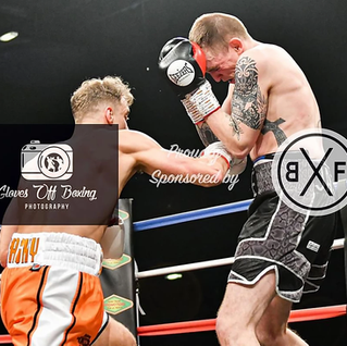 Craig Sumner vs Luke Middleton