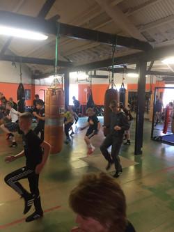 Kingscote Boxing
