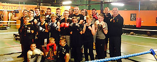 kingscote boxing club