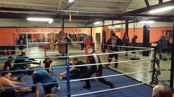 Blackpool amateur boxing