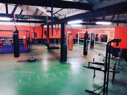 Blackpool boxing