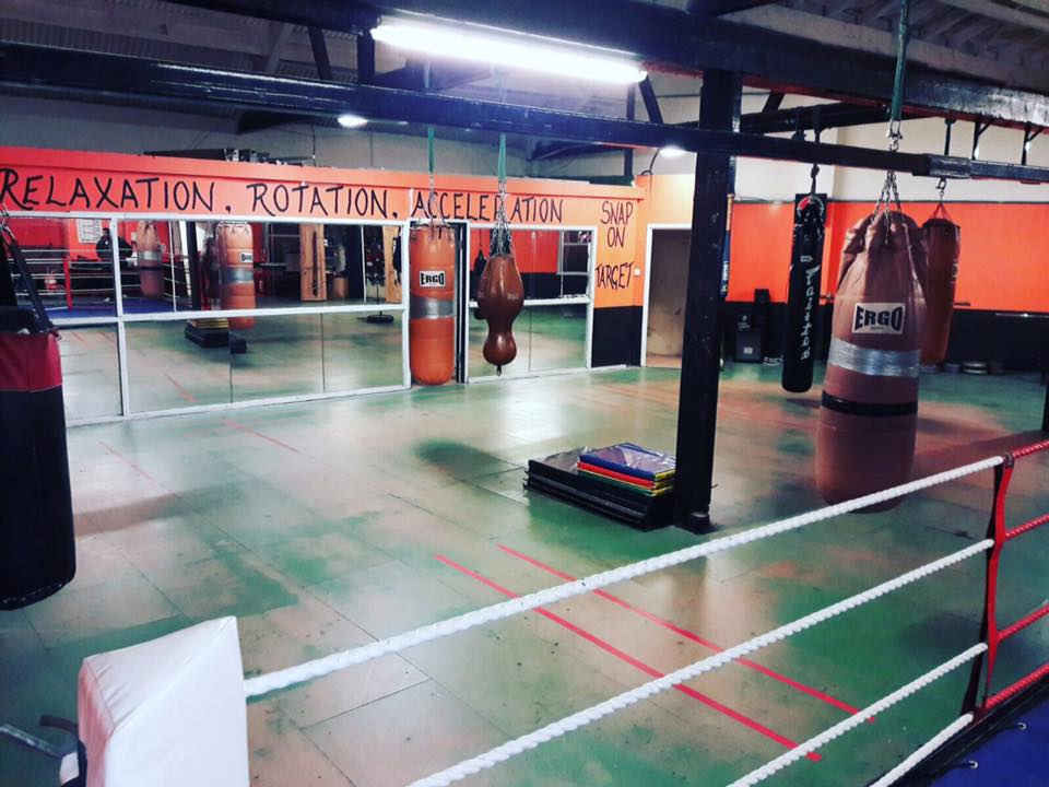 Blackpool Boxing Gym