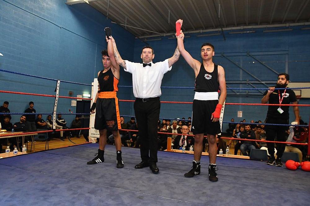 blackpool boxing show