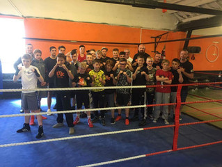 MBBC Inter-club Sparring