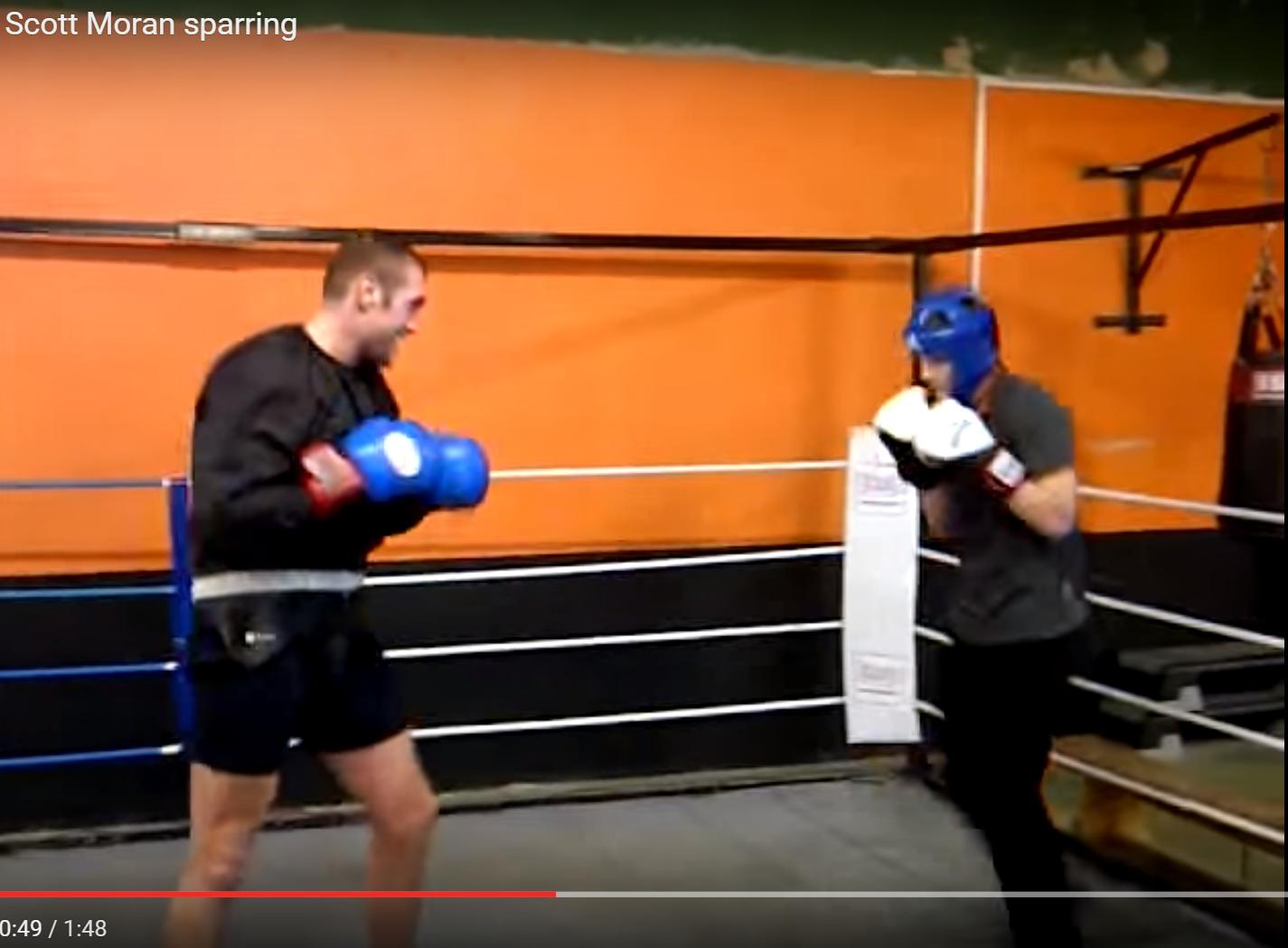 Professional boxer Tyson Fury