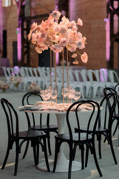 Tables, Flowers, and Drama