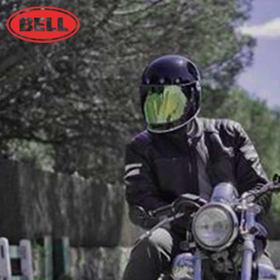 Bell Bullitt Helmet at Chas Mann Motorcy