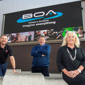 STAGE IS SET FOR NEW SPECIALIST ACADEMY