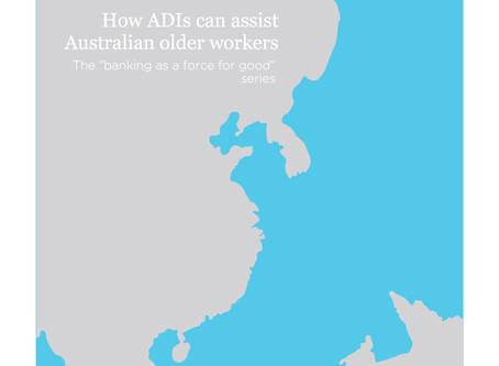 How ADIs can support Australia's older workers
