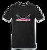 aus unserem shop the flying mystic t-shirt
