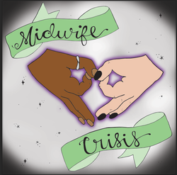 Midwife Crisis Logo