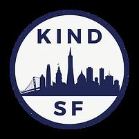 KindSF Logo (Color, White Back).png