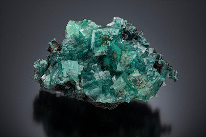 Smithsonite var. Cuprian
