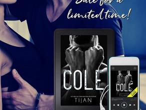 SALE - Cole by Tijan