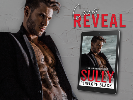 COVER REVEAL - Sully by Penelope Black