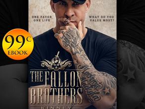 SALE - Fallon Brothers: Kinney by Esther E Schmidt!!
