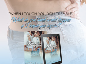 TEASER - Playing For Keeps by Jessica Prince