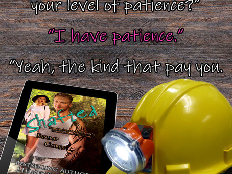 TEASER - Shafted by J. Haney & S.I. Hayes
