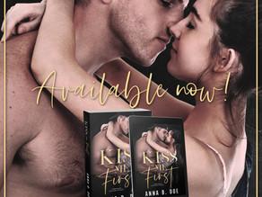 Kiss Me First by Anna B. Doe