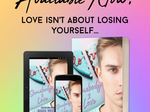 NEW RELEASE - Somebody 2 Love by Maria Vickers