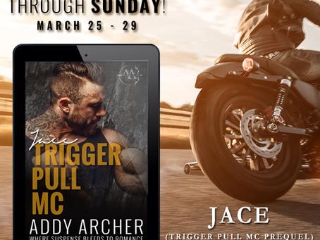 FREE - Jace by Addy Archer