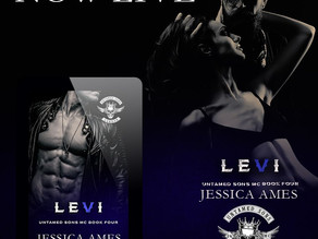 NEW RELEASE - Levi by Jessica Ames