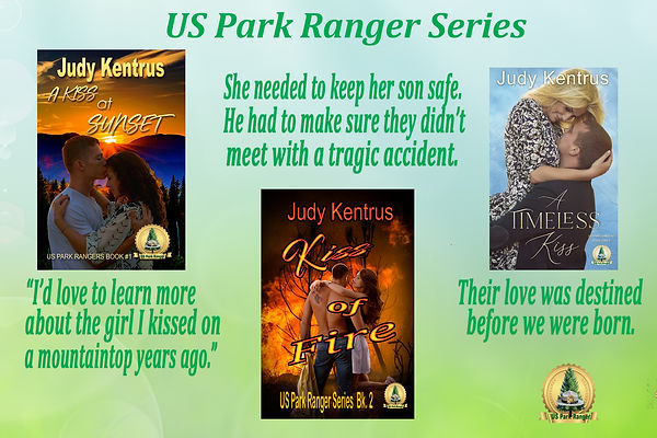 park ranger covers for amped up books.jp