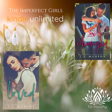 The Imperfect Girls Series T.S. Murphy.p