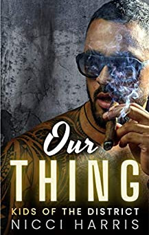 REVIEW - Our Thing by Nicci Harris