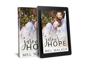 NEW RELEASE - Jason's Hope: Lake Hope Book Four by Mel Walker