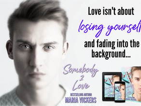 TEASER - Somebody 2 Love by Maria Vickers