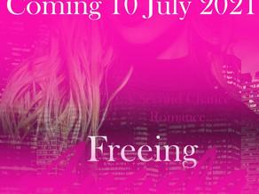 PRE-ORDER Freeing Angela by Rachel M Storm