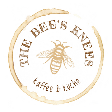 THE BEE'S KNEES Logo