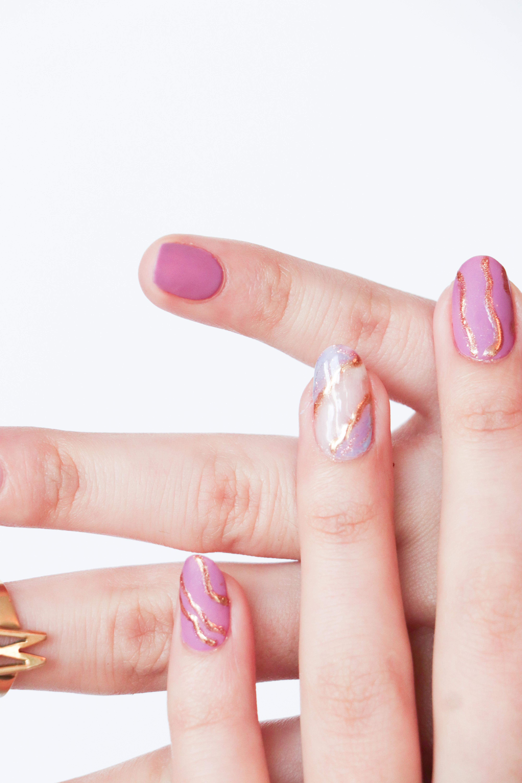 Manicure + Creative Mixology