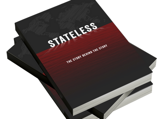 Stateless Book Official Launch
