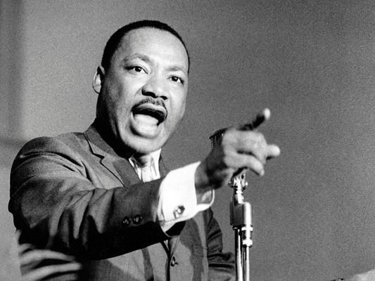MLK, I hear you.