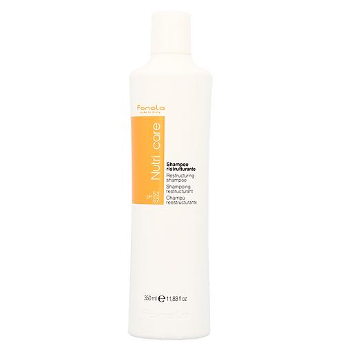 Fanola Nutri Care Restructuring Shampoo, 350 ml
