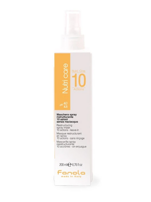 Fanola - Nutri Care 10 Leave-in Spray Restructuring - 200ml