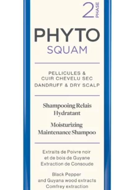 Phyto squam dandruff maintenance shampoo