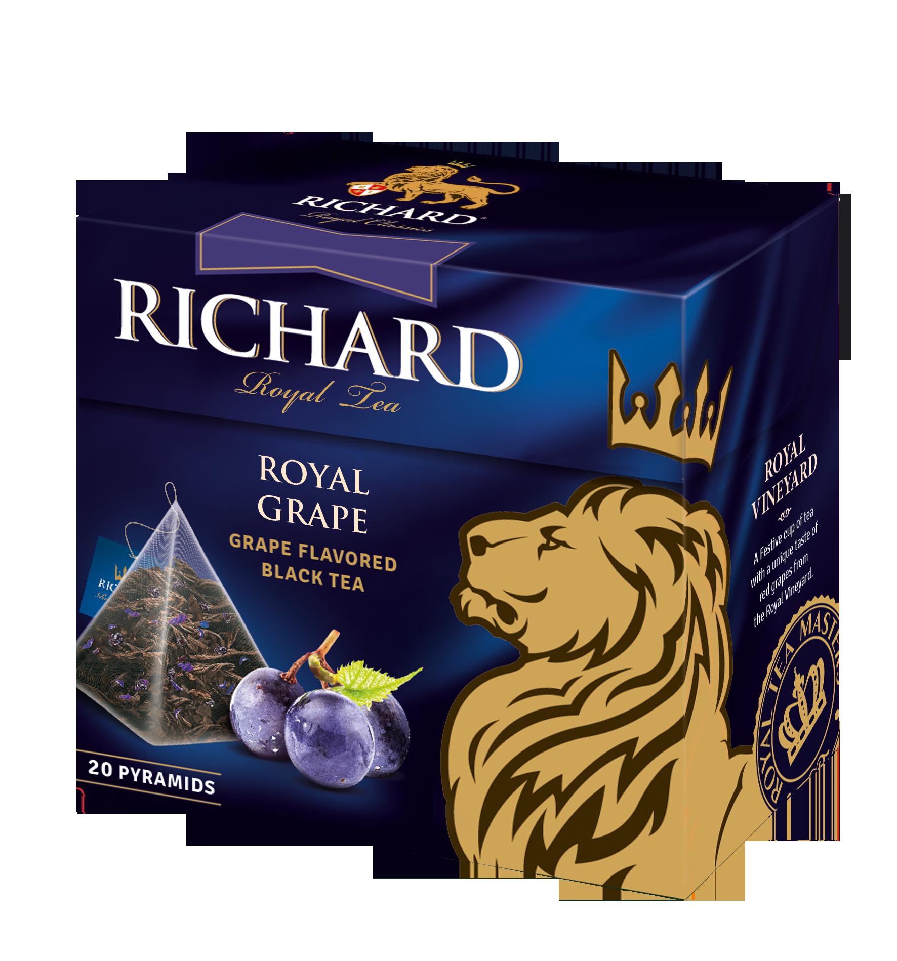 皇家葡萄紅茶