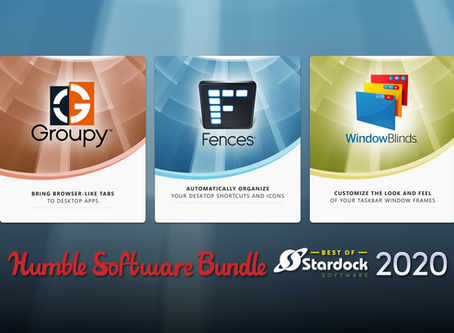 Humble Best of Stardock Software 2020 Bundle