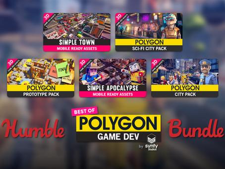 Humble Best of POLYGON Game Dev Bundle