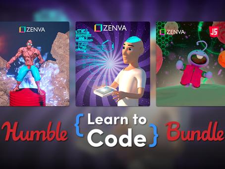 Humble Learn To Code Bundle