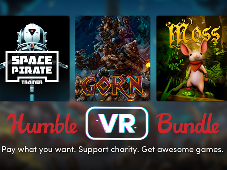 Explore a Whole New World With a Bundle of Virtual Reality Games