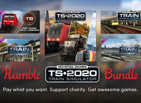 Humble Train Simulator Bundle