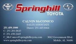 Springhill Toyota