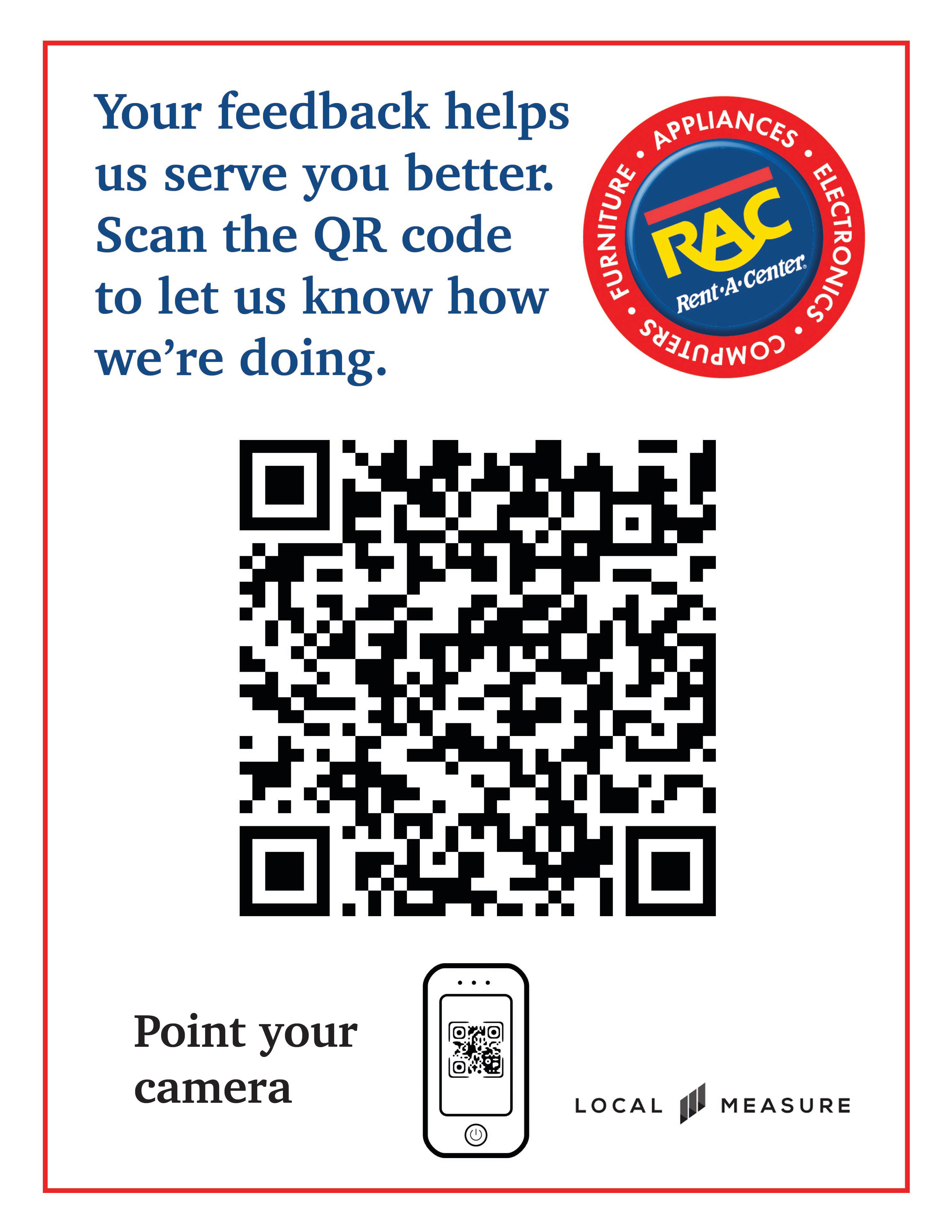 RAC QR Code Sign