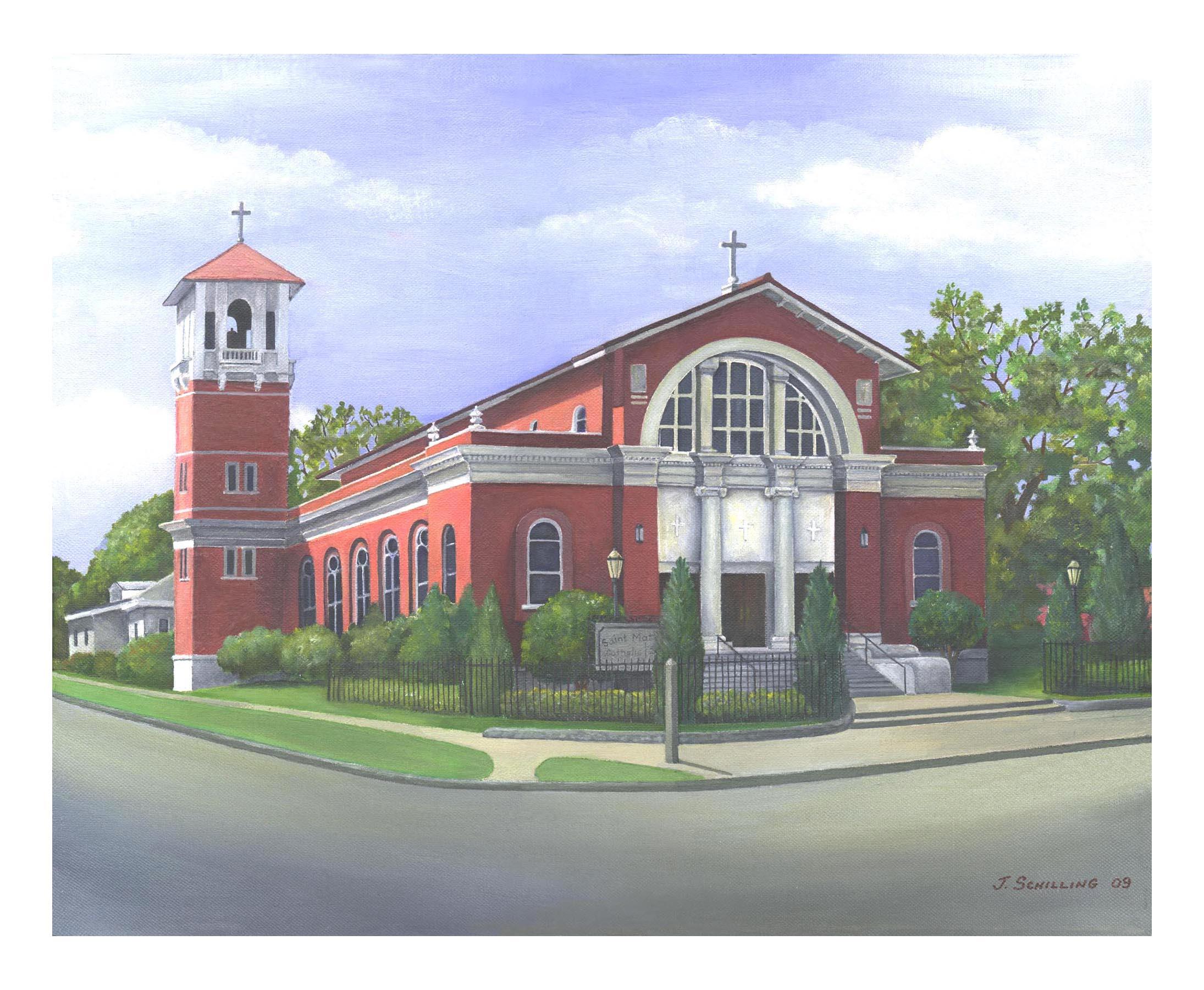 St Matthews Church - Mobile, AL